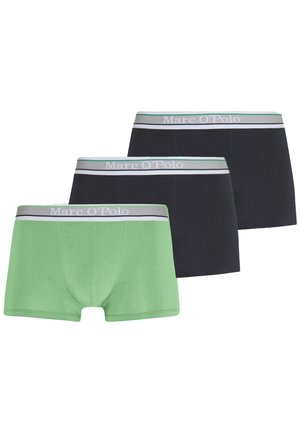 SHORTS 3 PACK - Pants - mineral