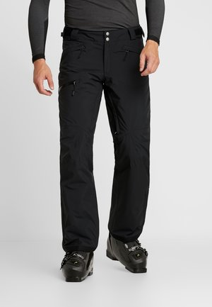 CUSHMAN CREST  - Snow pants - black