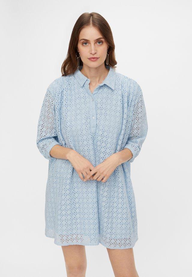 YASDORISA 3/4 LONG ICON - Tunic - cashmere blue