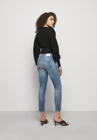 CLOSED - PUSHER - Skinny džíny - mid blue - 2