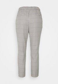 Dorothy Perkins Petite - CHECK ELASTIC BACK NAPLES ANKLE GRAZER - Trousers - multi coloured - 1
