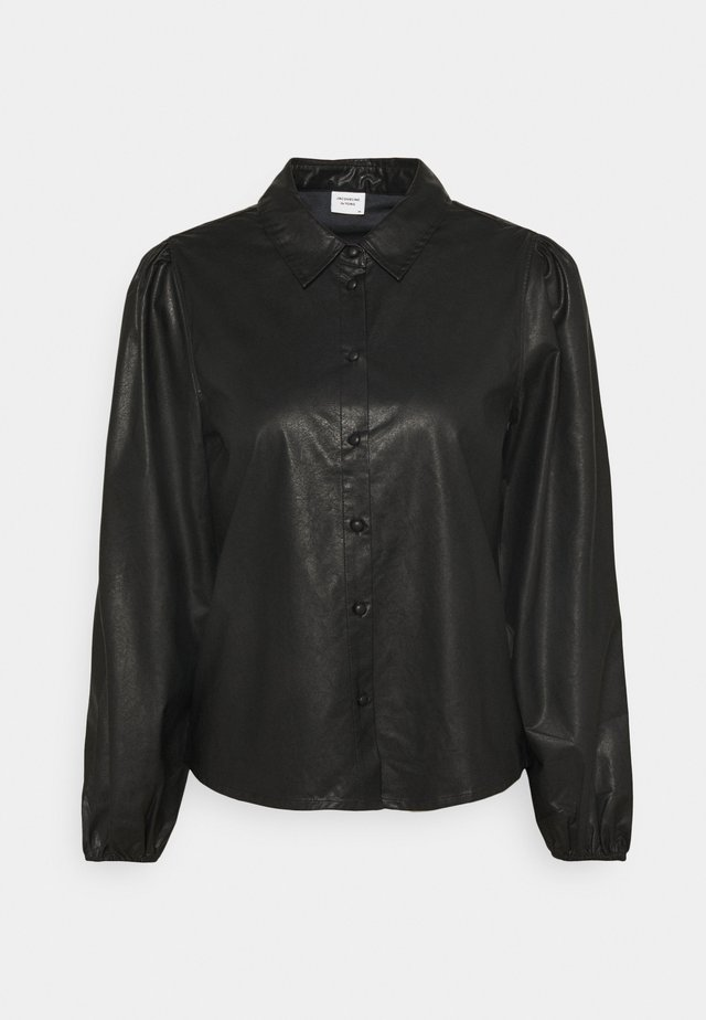 JDYLONDON  - Button-down blouse - black