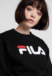 Fila - PURE CREW - Bluza - black - 3