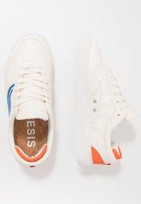 Genesis - SOLEY UNISEX  - Tenisky - white/royal/orange - 1