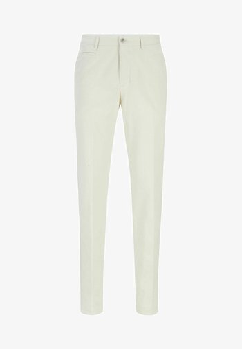BROAD - Trousers - natural