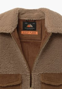Scotch & Soda - Bomber Jacket - light brown/off-white - 2