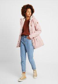 Ragwear - MONADIS - Parka - old pink - 1