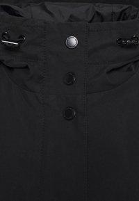 Spoom - VENUS - Klassinen takki - black - 2