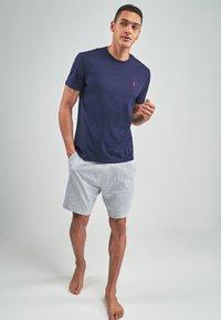 Next - SET - Pyjama set - blue - 0