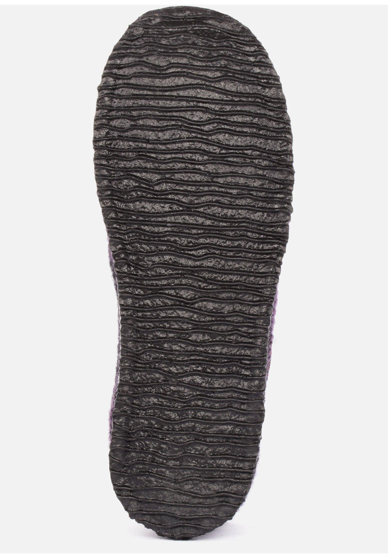 Giesswein TANGERHUETTE Hausschuh dark grey/anthrazit