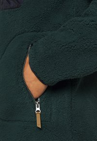 Icepeak - AMHERST - Fleece jacket - antique green - 5