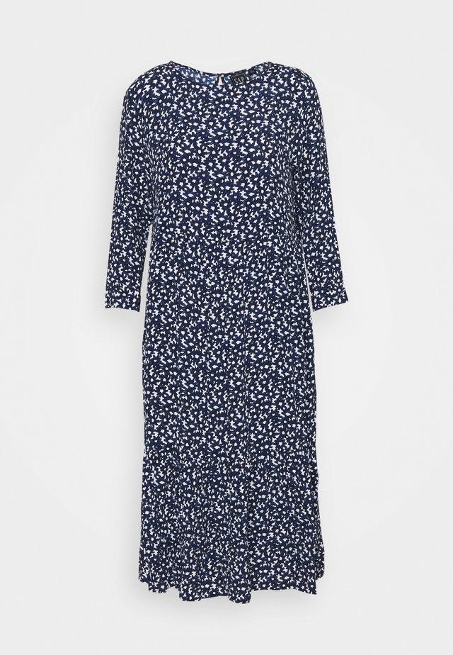 FLOUNCE  - Denní šaty - navy