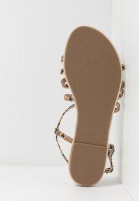 Head over Heels by Dune - LIYA - Sandals - natural - 4