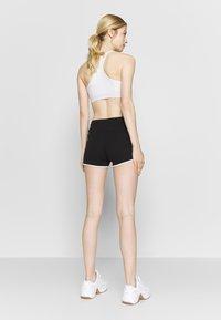 Champion - SHORTS - Sports shorts - black - 2