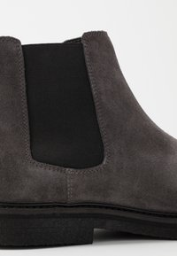 Walk London - SLICK CHELSEA - Classic ankle boots - grey - 5