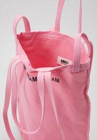 MM6 Maison Margiela - Shopping bag - pink - 4