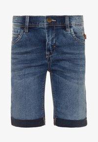 Name it - NKMSOFUS - Denim shorts - medium blue denim - 0