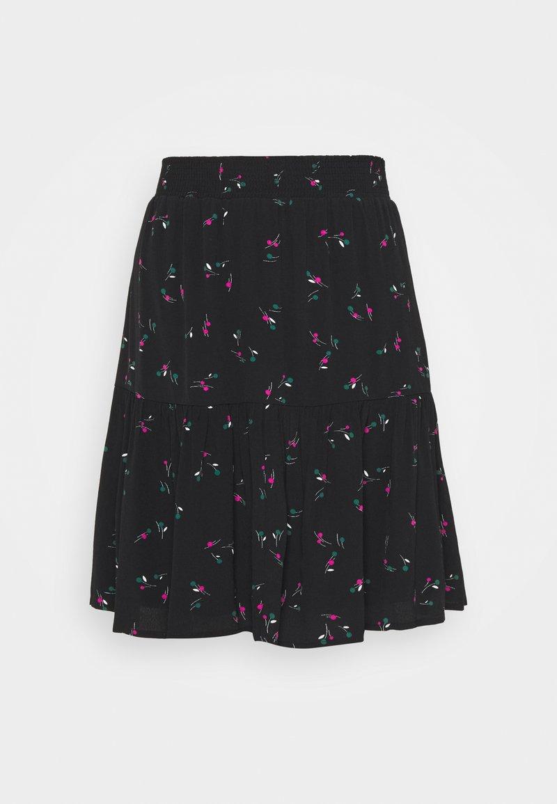 Esprit - A-line skirt - black
