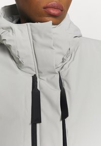 adidas Performance - MYSHELTER URBAN COLD - Doudoune - metgry/white - 6