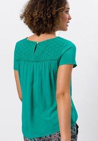 zero - Blouse - emerald green - 2
