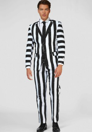 BEETLEJUICE - Suit - black, white