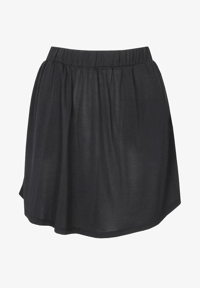 LIFF - A-line skirt - black