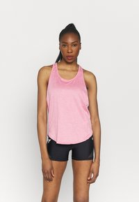 Under Armour - TECH VENT TANK - Sports shirt - planet pink - 0