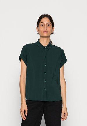 MAJAN - Button-down blouse - scarab