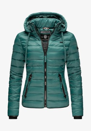 LULANA - Winter jacket - petrol melange