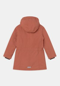 MINI A TURE - VELAJA - Winter coat - aragon red - 1