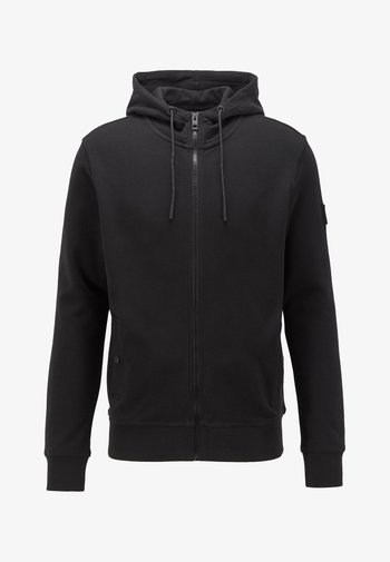 ZOUNDS  - Zip-up hoodie - black