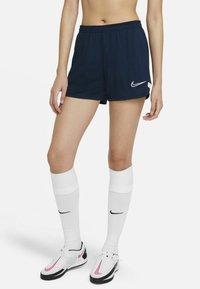 Nike Performance - DRY ACADEMY21 SHORT - Sports shorts - obsidian/white/white/white - 3