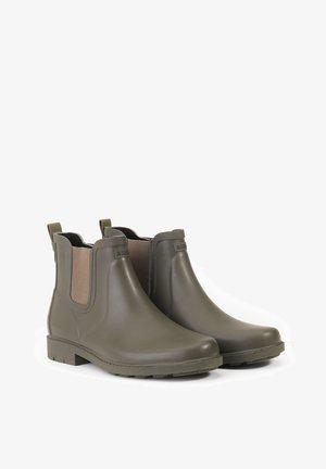 Støvletter - vert kaki