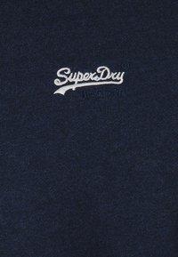 Superdry - ORANGE LABEL - Zip-up hoodie - midnight blue grit - 2