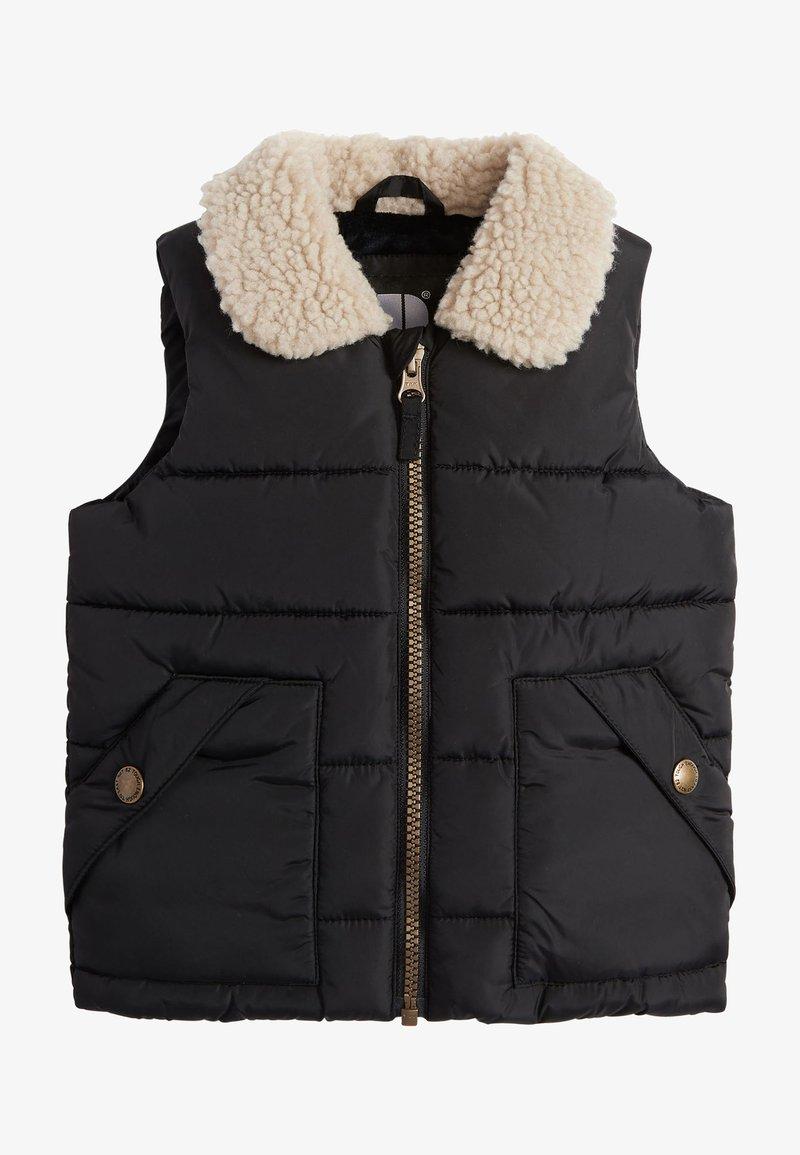 Next - Waistcoat - black