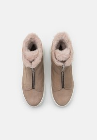 Marc Cain - Platform ankle boots - gold - 4