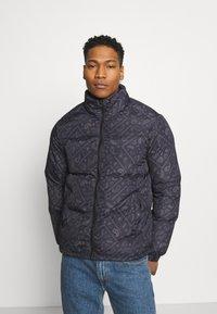 Brave Soul - Winter jacket - navy - 0