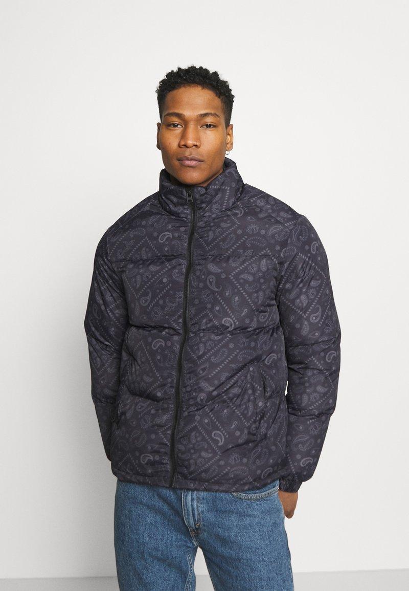 Brave Soul - Winter jacket - navy