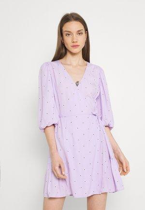 GEMMA DRESS - Day dress - lilac
