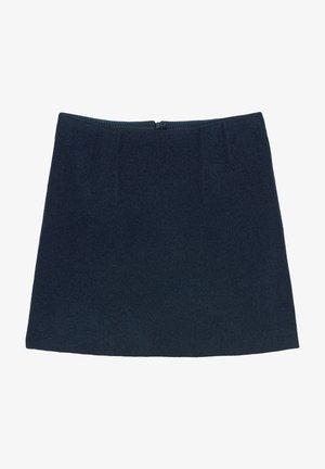 A-line skirt - dark night