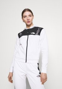 The North Face - FULL ZIP - Summer jacket - white - 0
