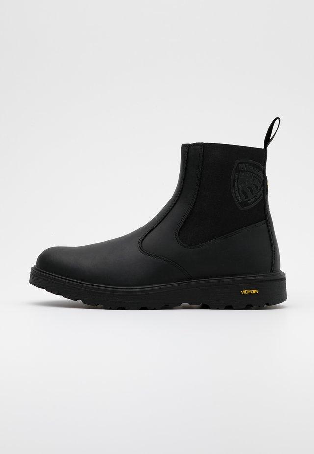 GUANTAMO - Støvletter - black