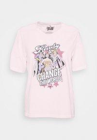 ONLY - ONLJUSTICE LEAGUE LIFE BOXY - Print T-shirt - ballerina - 0