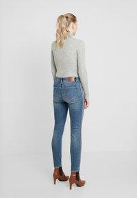 Opus - ELY DENIM TAPE - Slim fit jeans - fresh mind blue - 2