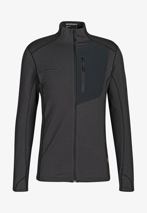 ACONCAGUA - Training jacket - black-black
