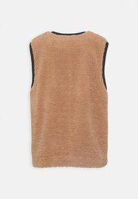 Another-Label - DORA VEST - Waistcoat - sand - 1