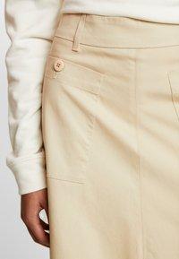 Mos Mosh - ALICE COLE SKIRT - A-line skirt - safari - 5