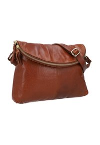 Gusti Leder - Across body bag - honey brown - 2