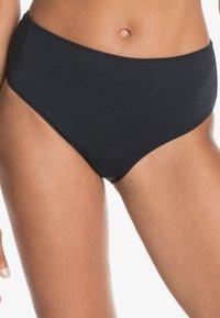 Roxy - Bikini pezzo sotto - anthracite - 0