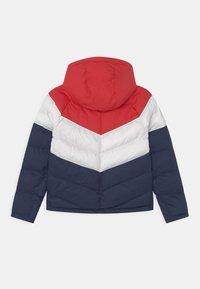 Nike Sportswear - SYNTHETIC FILL UNISEX - Winter jacket - university red/white/midnight navy - 1